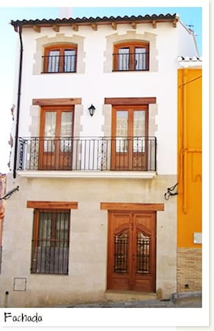 Casa Rural Josefina Yátova Hoya de  Buñol Valencia - Yátova