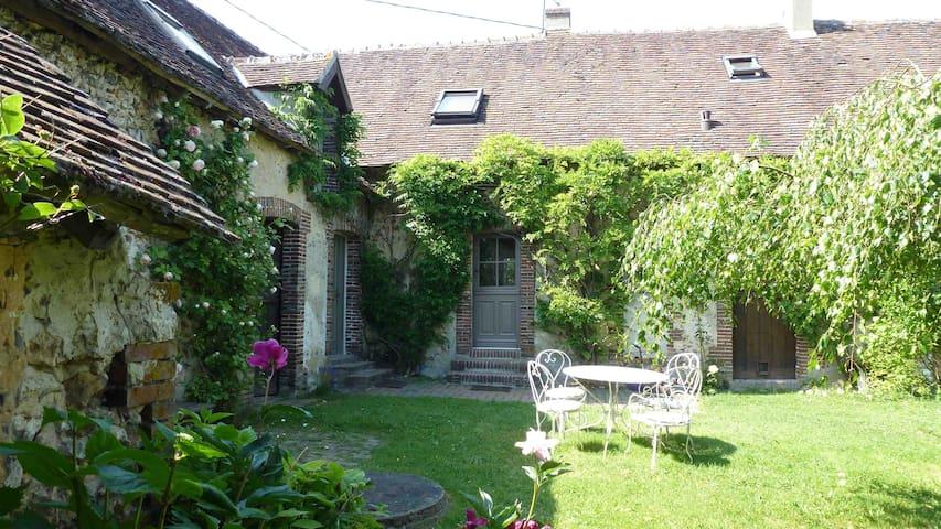 Maison de charme dans le Perche - Marchainville - Ev