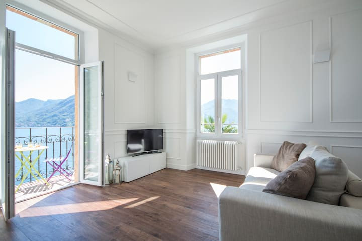Villa Peroni - Lake Como brand-new superb view - Argegno - Appartement