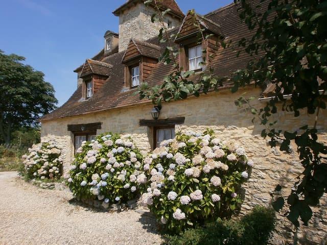 Charmant gîte entre Sarlat et Rocamadour - Dégagnac - Casa