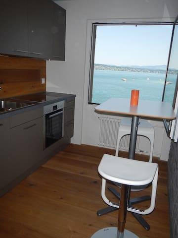 Paradise Lakeside Apartment (2) - Wollerau