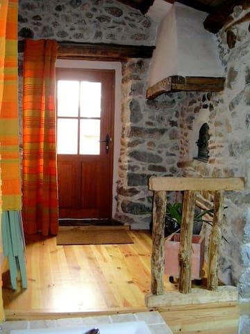Au coeur des pyrénées ariégeoises - Vicdessos - Huis