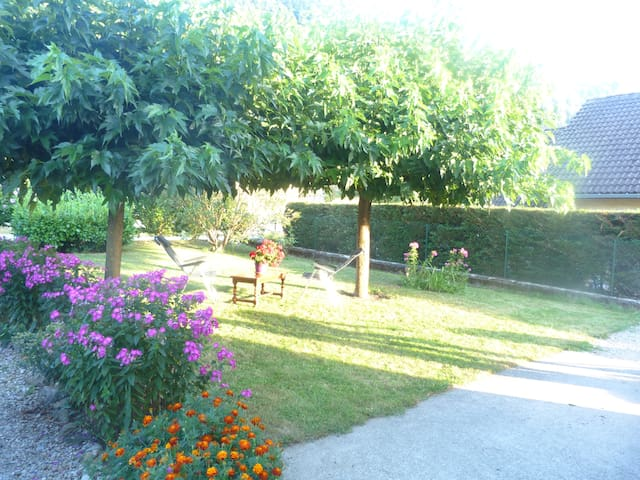 Chambres au calme dans la nature - Saint-Joseph-de-Rivière