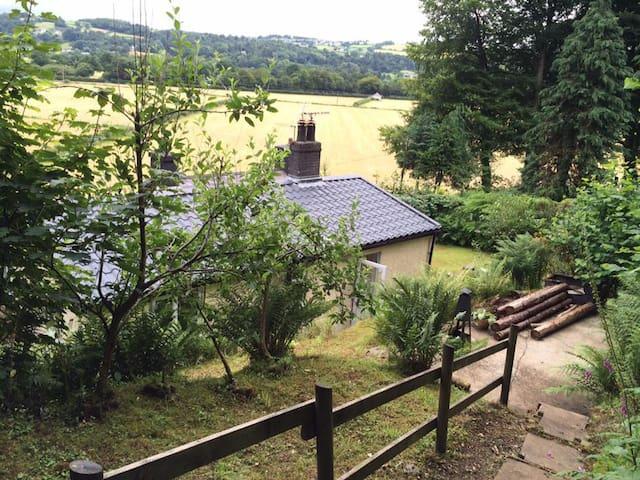 Diddosfa, Cosy Cottage in Snowdonia. - Conwy - Hus