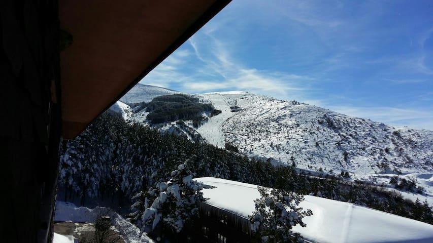 Apartamento zona de montaña y esquí - La Pinilla - 公寓