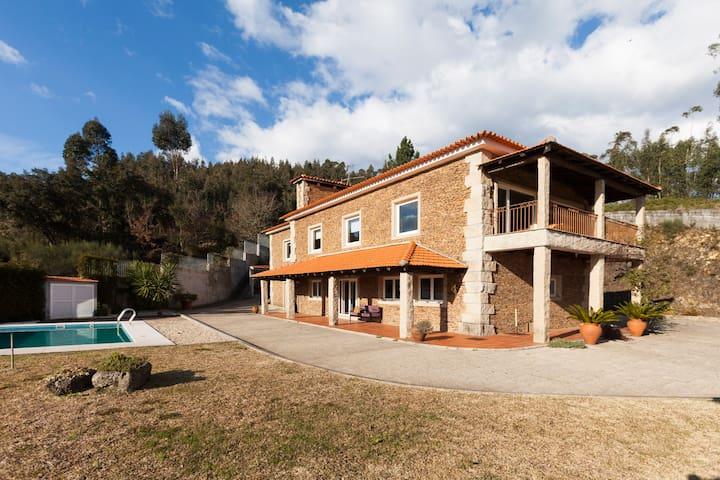 Holiday Villa - Casa do Sobreiro - Santiago - Casa