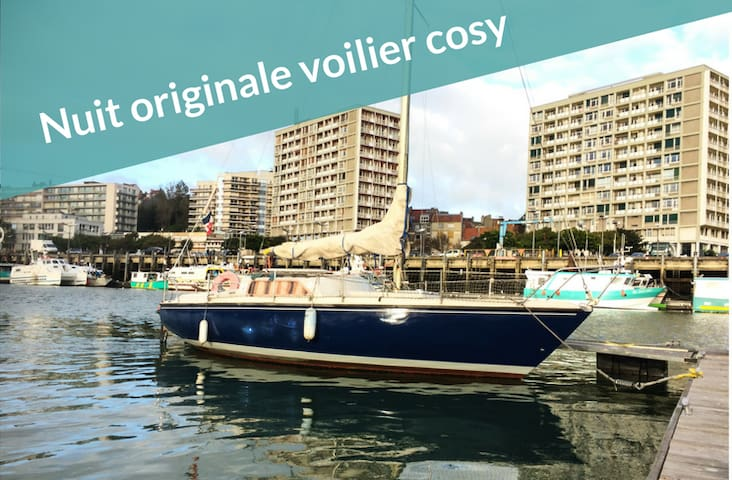 Super voilier habitable ! - Boulogne-sur-Mer - Loď