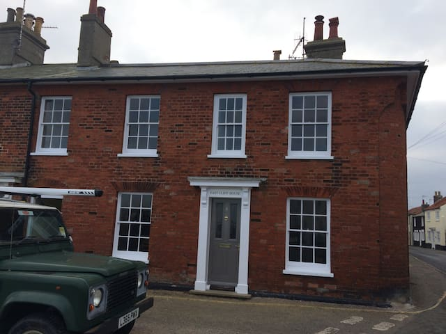 Recently refurbished seaside house - Southwold - Rumah