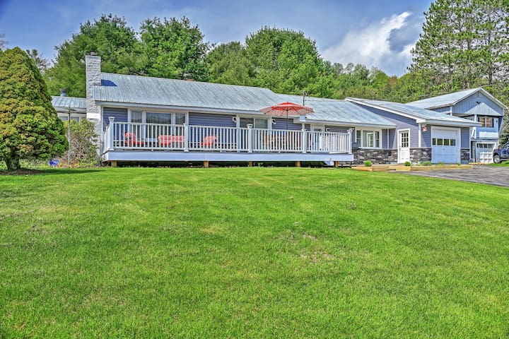 Nice & Quiet 3BR Northville Home - Northville - Casa