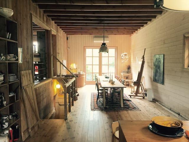 Våghuset - Vaakahuone - Weigh house - Raasepori - Ev
