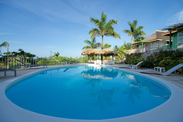 Luxury Villa Free Airport Pickup - Montego Bay