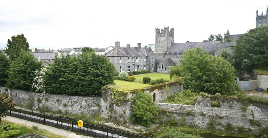 Central Flat with Scenic Views. - Kilkenny - Appartement