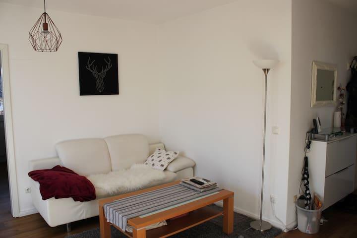 Moderne Wohnung in Uninähe - Lüneburg - Appartement