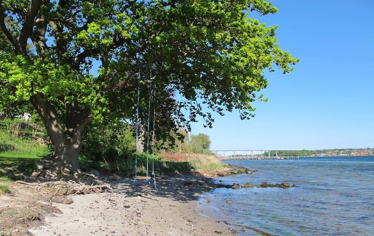 Dejlig bolig nær hav og centrum 1 - Svendborg - Leilighet