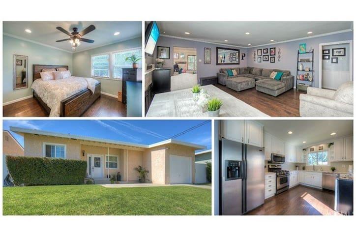 50's Californian House - Long Beach - Huis