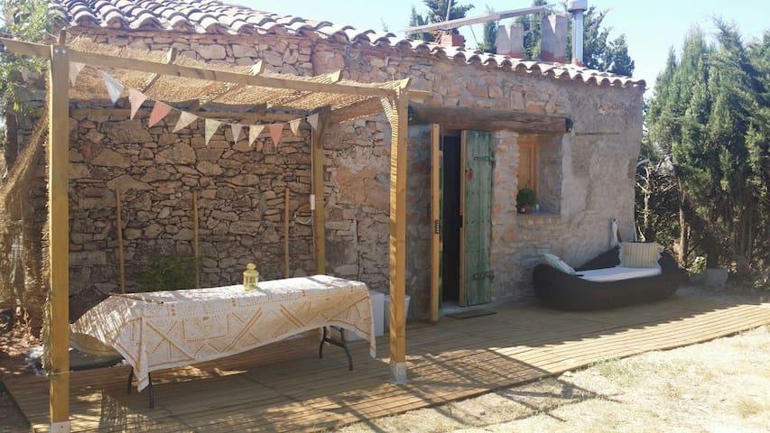 Casa Eco Sostenible Rural aislada espectacular - Barberà de la Conca