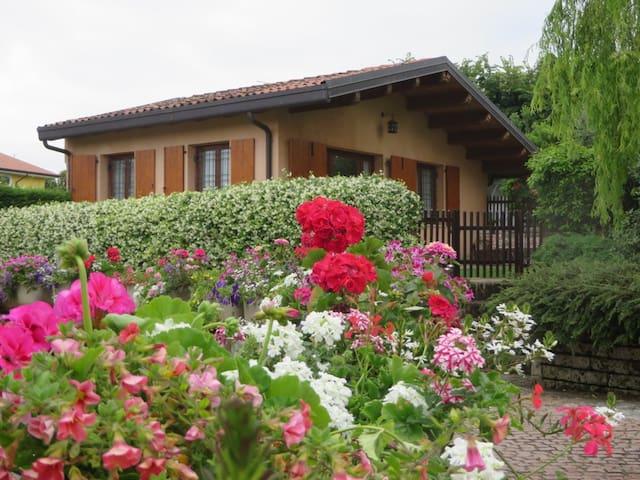 Romantic & Charming Cottage on Garda Lake - Lazise - Hus