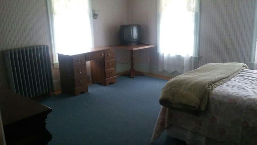 Furnished Private Room DowntownArea - Concord - Apartamento