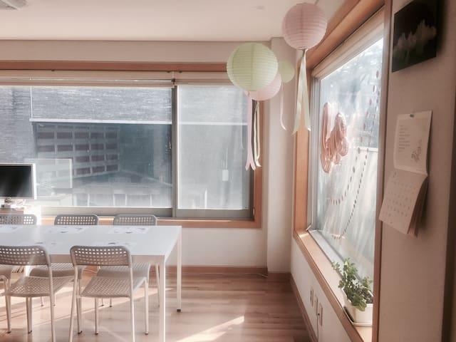 *New* peaceful village & cosy house. - 서울특별시 - Hus