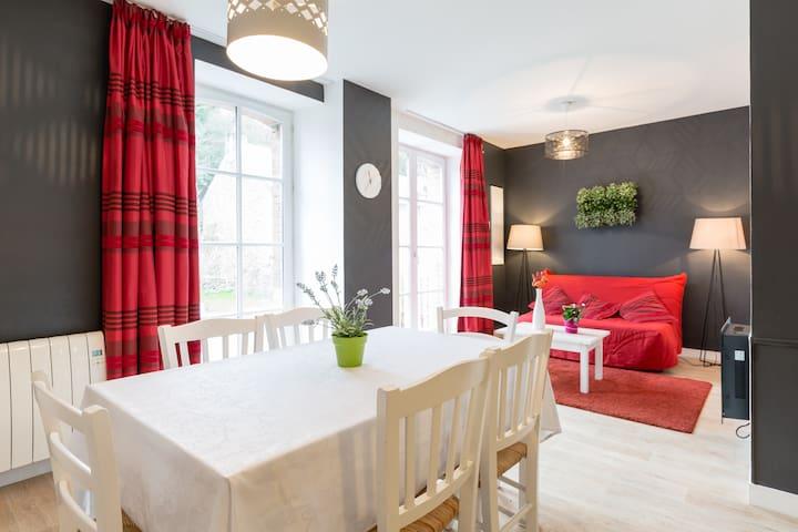 Appartement Cancale - Rue du Port - Cancale - Apartamento