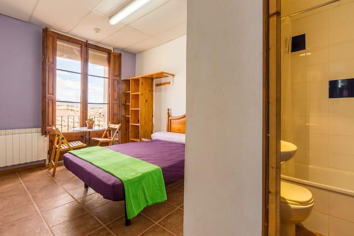 Alberg La Solana - 14 - Suite Room With Double Bed  (2 Guests) - Salàs de Pallars