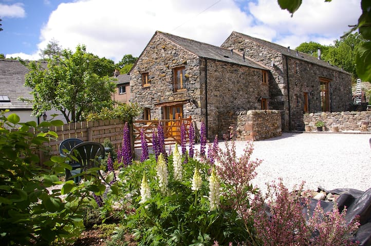 Hollin How - Cosy Lake District Barn Conversion - Dockray - 獨棟