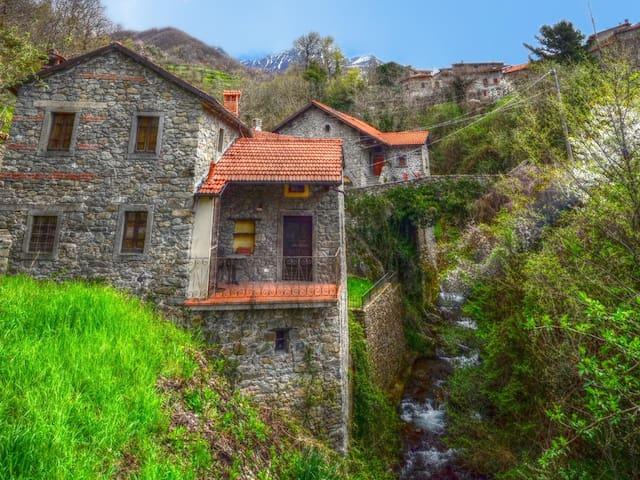 Casa Amato @ Casa Ruscello - Castello - Lakás
