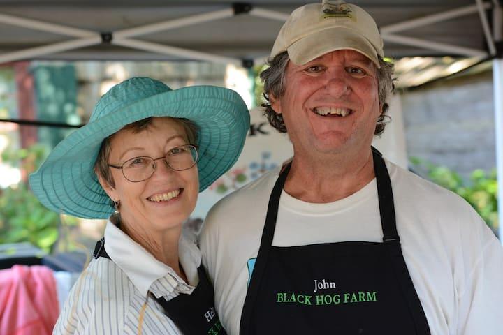 Black Hog Farmstead B&B - working farm! - Lewes