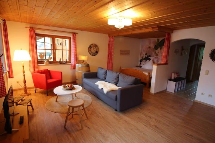 Ferienwohnung Alpenliebe - Mittenwald - Huoneisto