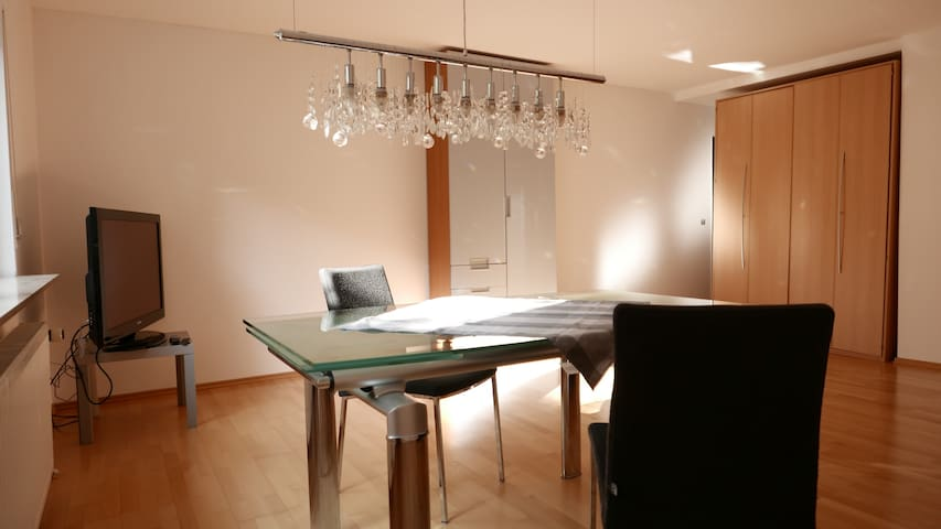 Quiet spot, close to Heidelberg, WIFI - Edingen-Neckarhausen - Appartement