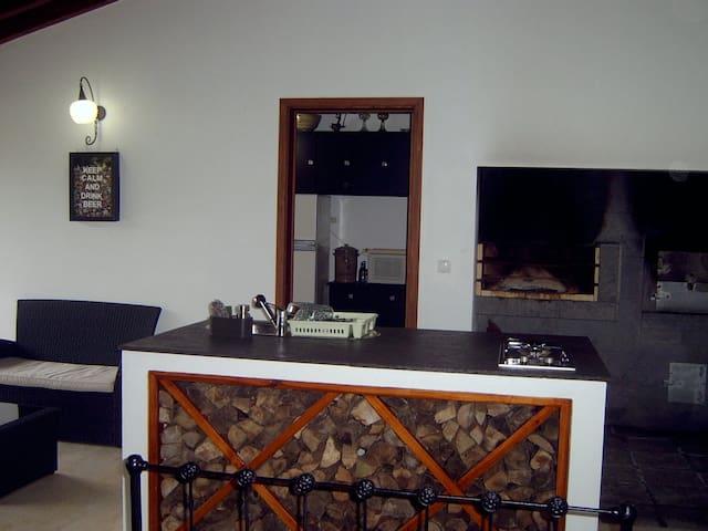 Studio With Car - Rabo de Peixe - Appartement