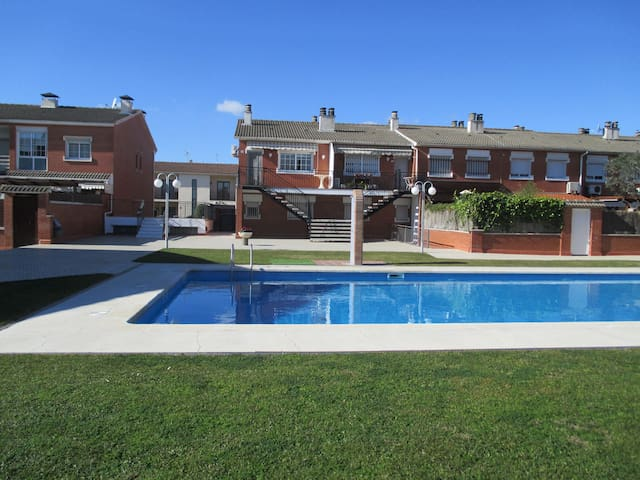 Nice apartment near the Costa Brava - Palafolls