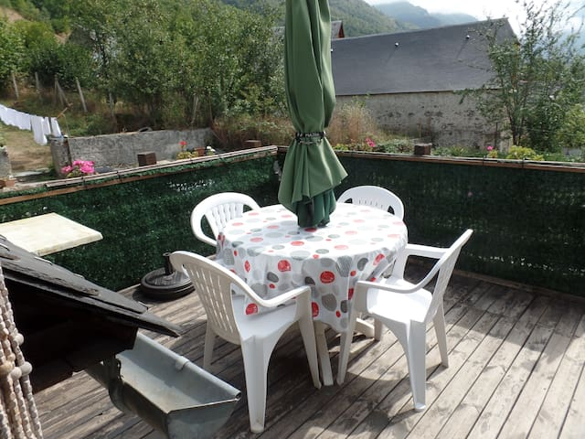 Chaleureux appartement au coeur du village - Loudenvielle - Lägenhet