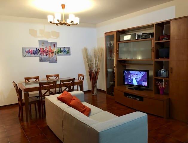 Comoda casa con Giardino a due passi da Assisi - Bastia Umbra - Apartamento