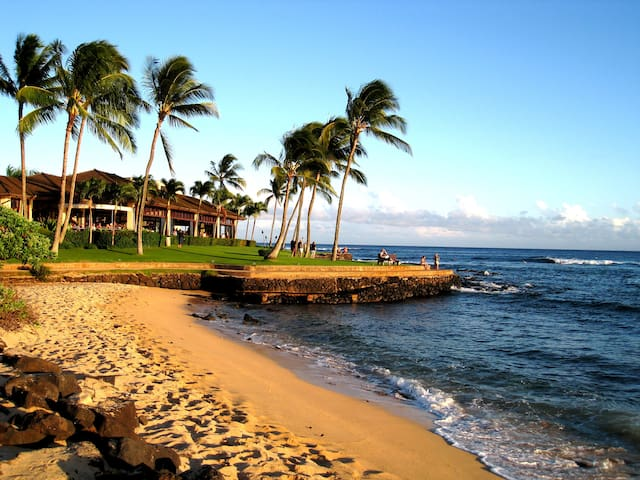 Sun and Surf at an Affordable Price - Poipu - Byt