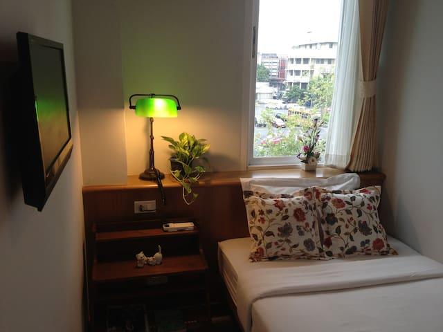 Single Room - Bangkok - Bed & Breakfast