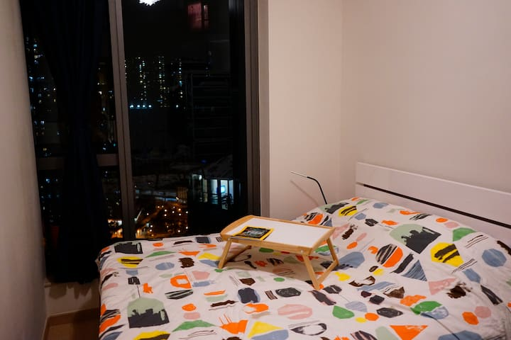 Fully equipped homely studio for family and couple - Hong Kong - Daire