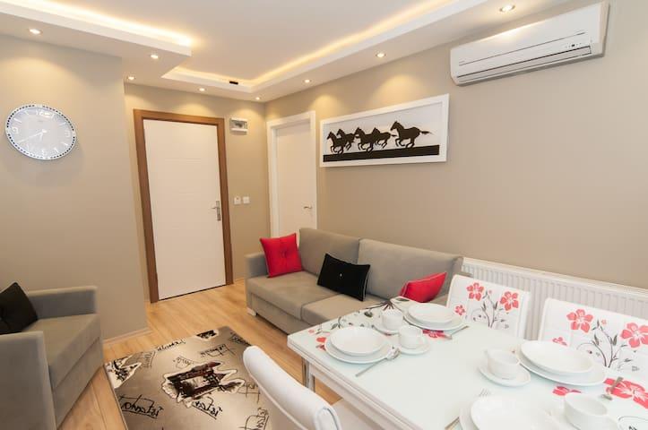 DOLCE VİTA superior apartment - Şişli - Huoneisto