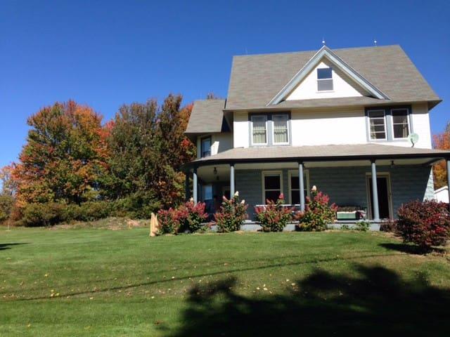 Catskills Victorian Home - Liberty - Casa