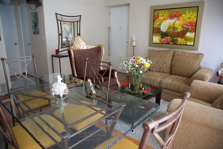 Room in Cozy Modern Apartment - Lince - Daire