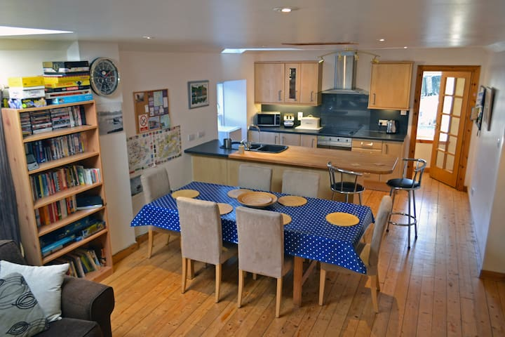 Back Brae Lodge, Tobermory, Mull - Argyll and Bute - Hus