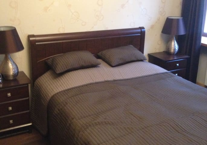 3-х комн. квартира в центре города - Viciebsk - Lägenhet