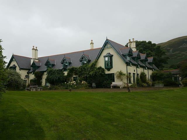 Stunning mansion house on the beach - Rostrevor - Maison