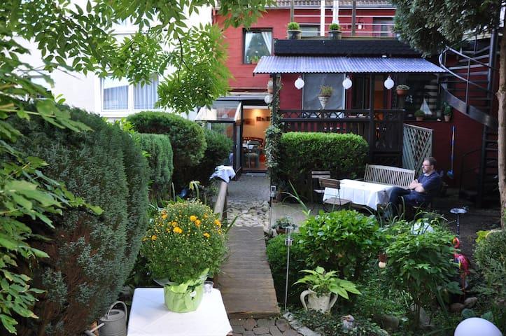 Gästehaus Kleiner Muck - Glückstadt - Apartemen