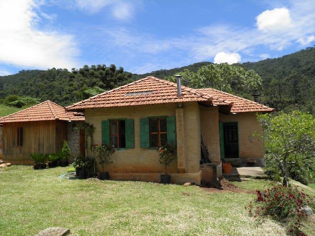 Sede da Fazenda - Gonçalves - Hus