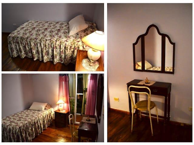 Quiet & Private bedroom. - Buenos Aires - Hus