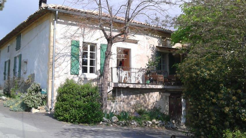 Maison Pech Merle - Aigues-Vives - Casa