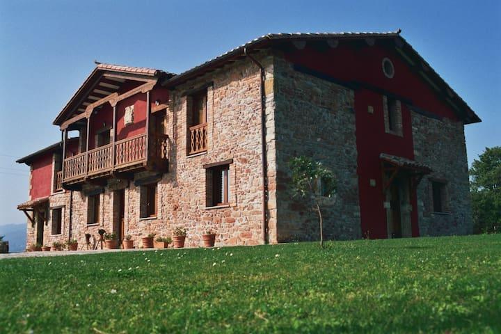 Apartamentos rurales con encanto 1 habitación - Villaviciosa - Appartement