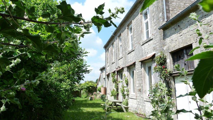 Le Presbytère, B&B in Normandy - Saint-Hilaire-Petitville - Gästhus