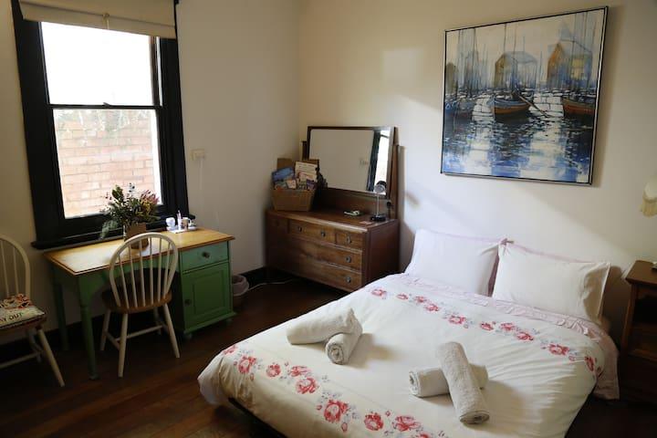 Dble room avail long term near Cott Freo Perth UWA - Swanbourne